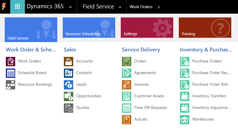 Solving business problems with Dynamics 365